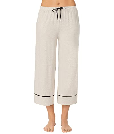 Donna Karan 23 Sleep Capris (Muslin Heather) Women