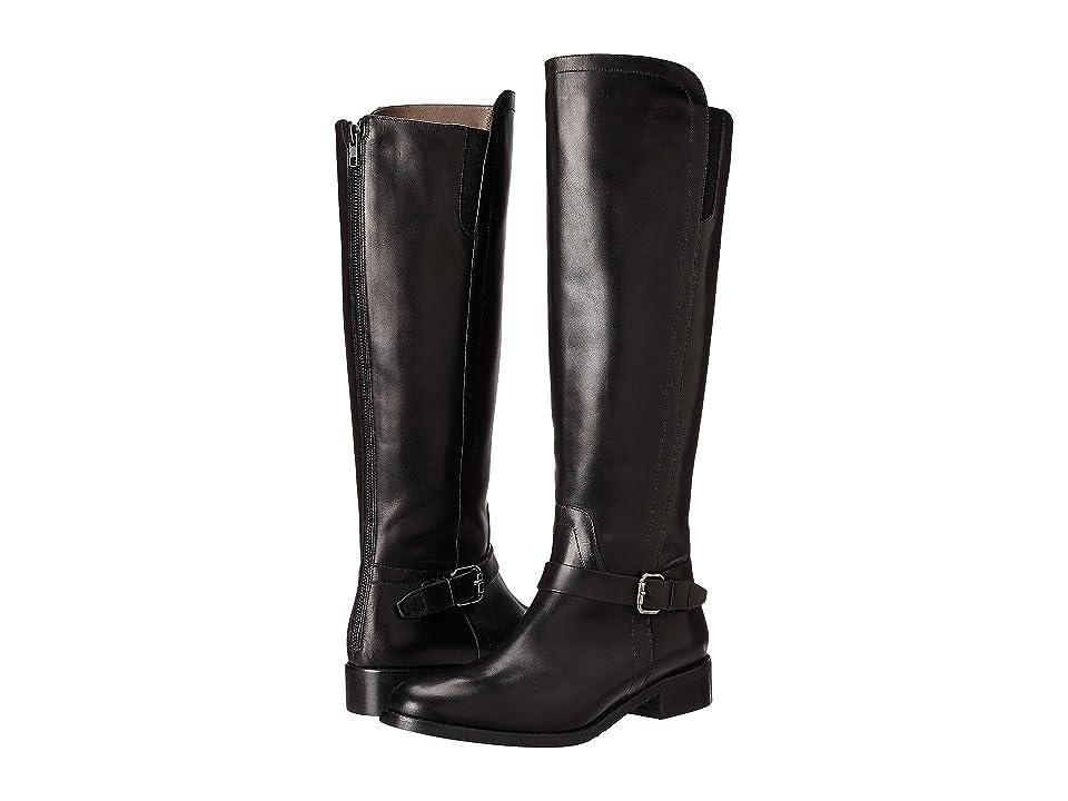 Bella-Vita Esa-Italy (Black Leather) Women