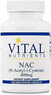 Sponsored Ad - Vital Nutrients - NAC (N-Acetyl Cysteine) - Vegan Formula - Supporting Sinus and Respiratory Health - 100 V...