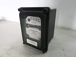 General Electric 700X63G1 2 Stator Watthour Meter 3 PH DS-63 Relay GE Watt Hour