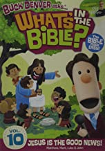 Best what's in the bible dvd 10 Reviews