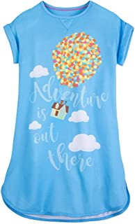 Up House Nightshirt for Women Multi