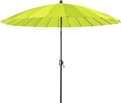 Parasol de Jardin Shanghai /Ø270 cm Couleur Anthracite MaxxGarden Rond