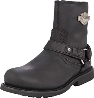 Harley-Davidson Boot Scout - Black, Taille:42