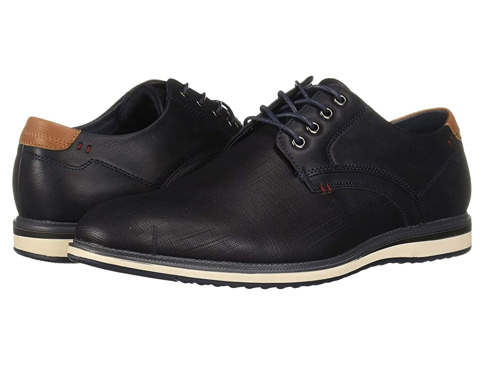 Kenneth Cole Unlisted Gifford Lace-Up (Navy) Men