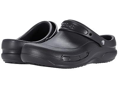 Crocs Bistro (Unisex) (Black) Clog Shoes