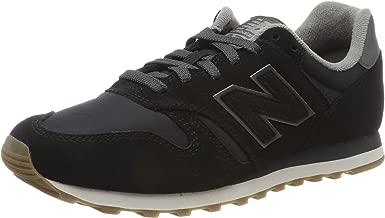 zapatillas negras new balance 373 hombre