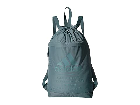 a03131144cd1 adidas Amplifier Blocked Sackpack at 6pm