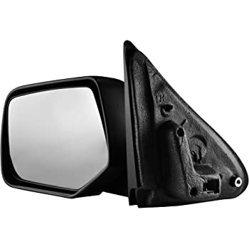 Unknown Partslink Number FO1321251 OE Replacement Ford Escape Passenger Side Mirror Outside Rear View
