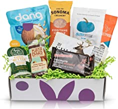 KETO Diet Snacks Starter Box: Assortment of Low Sugar, High Fat, Ketogenic Friendly Snacks - 5G of Net Carbs or less