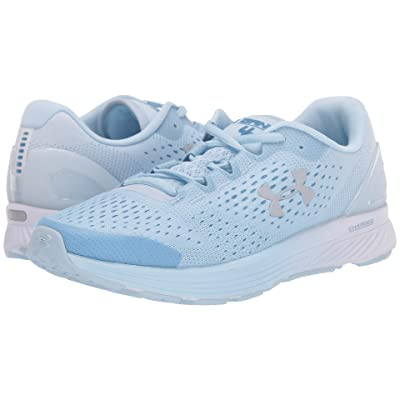 Under Armour UA Charged Bandit 4 (White/Coded Blue/Reflective) Women