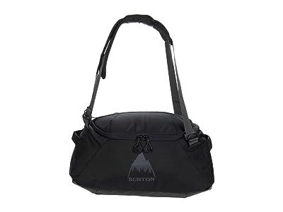Burton Multipath Duffel 40L (True Black Ballistic 2) Duffel Bags