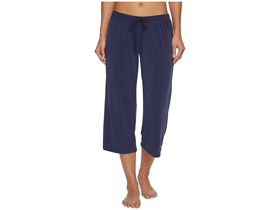 P.J. Salvage Elevated Lounge Pants (Navy) Women