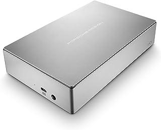 Lacie 保时捷设计 stfe8000401 8 tb 外置硬盘 - 桌面 - USB 3.1 类型 c