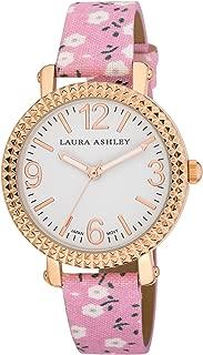 Laura Ashley Women's LA31005PK Analog Display Japanese Quartz Pink Watch