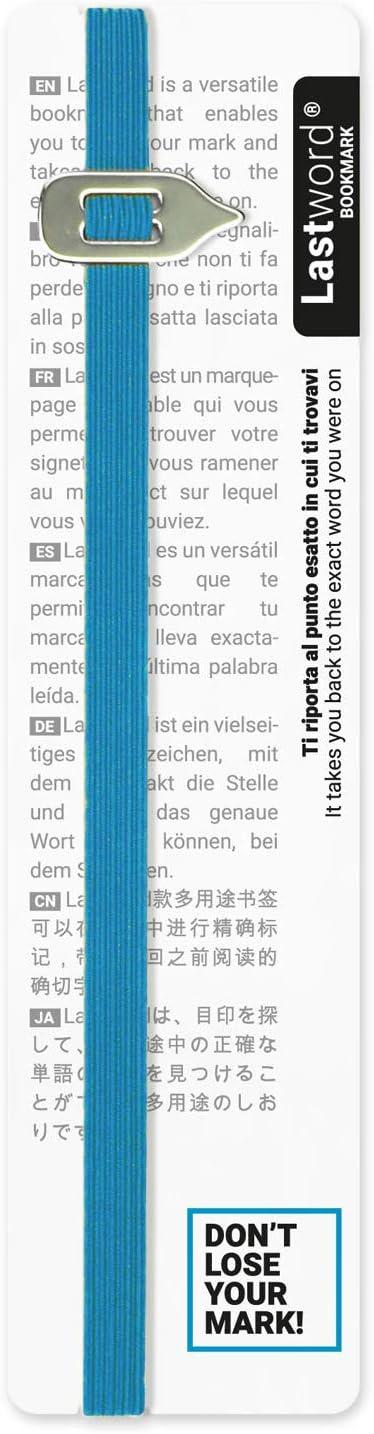 2419 opinioni per Lastword segnalibro particolare- segnalibro elastico adatto a tutti i libri,