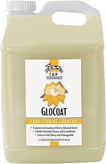 Top Performance GloCoat Cond Pet Shampoo, 2.5-Gallon