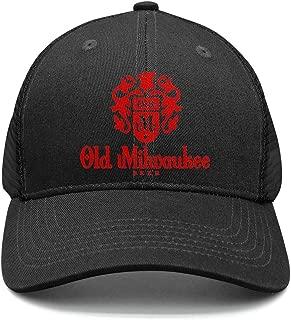 Old Milwaukee Beer Women Men Snapback Hat Adjustable Summer caps