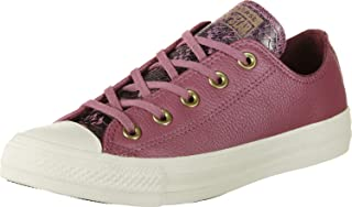 CONVERSE ALL STAR Ox Womens Sneakers Purple
