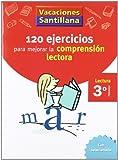 Vacaciónes Santillana, lectura, comprensión lectora, 3 Educación...