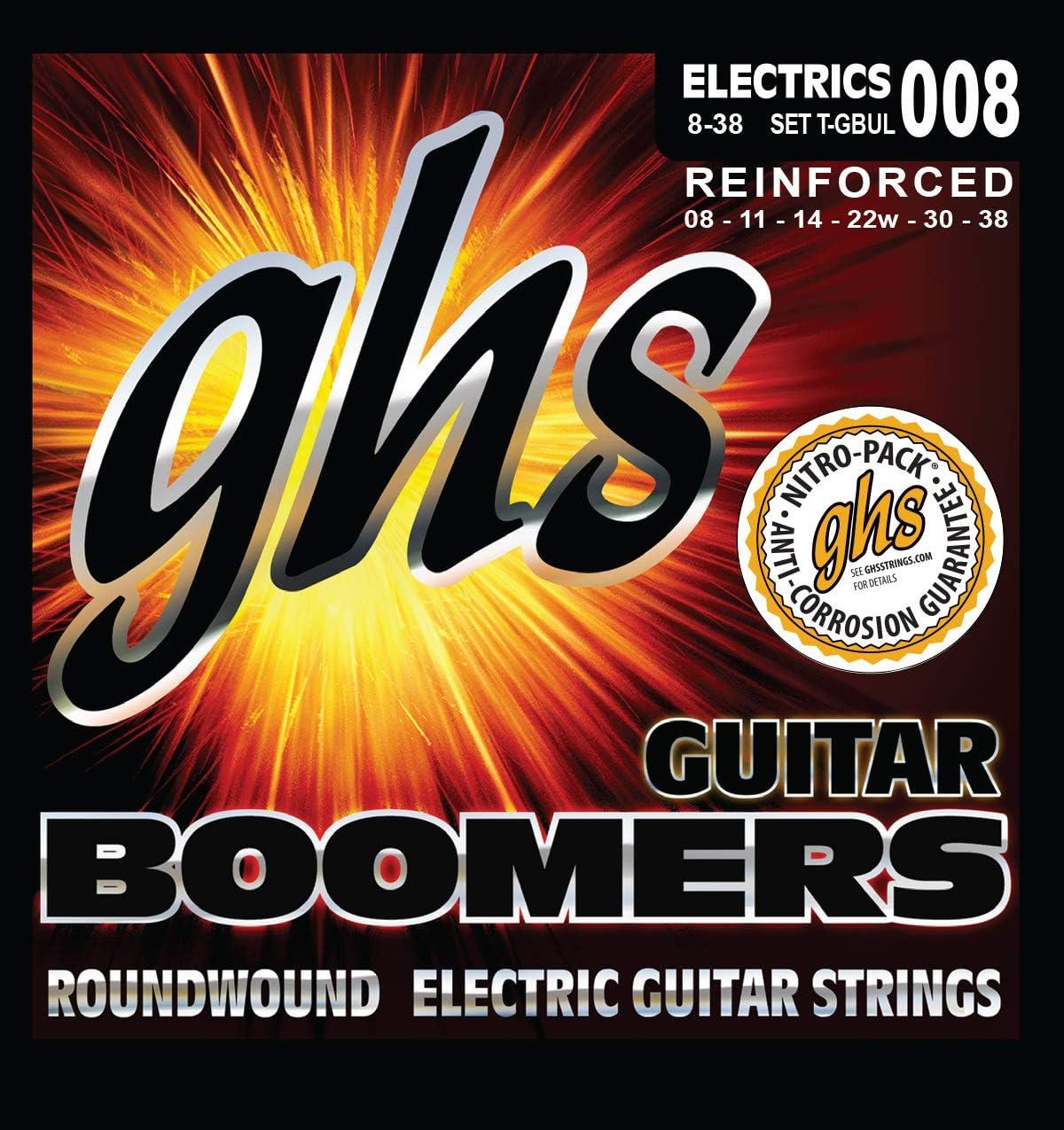 GHS Strings Max 77% OFF Electric Guitar T-GBUL SET Ranking TOP15