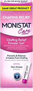 Monistat Care Chafing Relief Powder Gel, Anti Protection, 1.5 Ounce (447200A2)