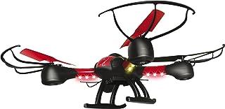 Tekk Drone Cx35C Phoenix Dron Semiprofesional con cámara HD y transmisión de vídeo para Vista en Primera Persona Negro/Azul