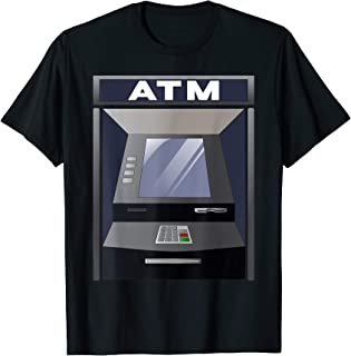 Automatic Teller Machine (ATM) Costume T-Shirt