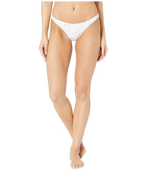 fleur du mal High Leg Bikini Bottoms