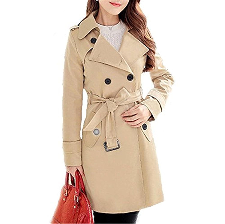 KEBINAI wool-outerwear-coats OUTERWEAR レディース