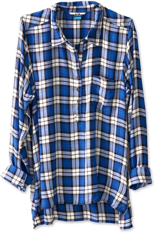 KAVU Women's Easton Button Down Shirts