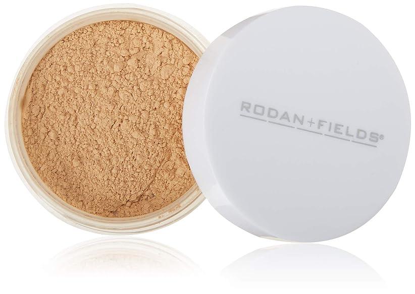 不定転倒カフェテリアロデン + フィールズ Enhancements Mineral Peptides Powder SPF20 - # Medium 4g/0.14oz並行輸入品