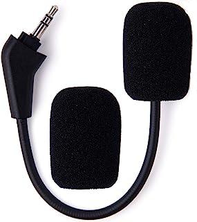 Juego de micrófono TNE de repuesto para Corsair HS50, HS60, HS70, PS4, Xbox One, Nintendo Switch, PC, Mac