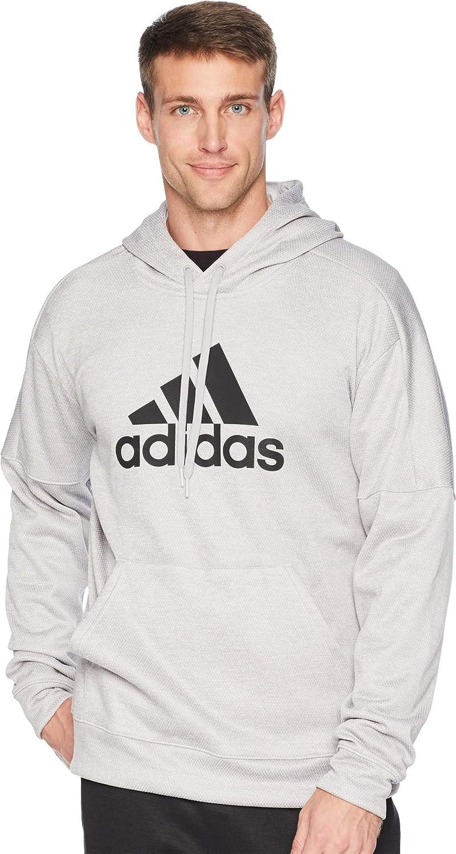 Amazon.com: adidas Men's Athletics Team Issue Pullover Hoodie Bos ...