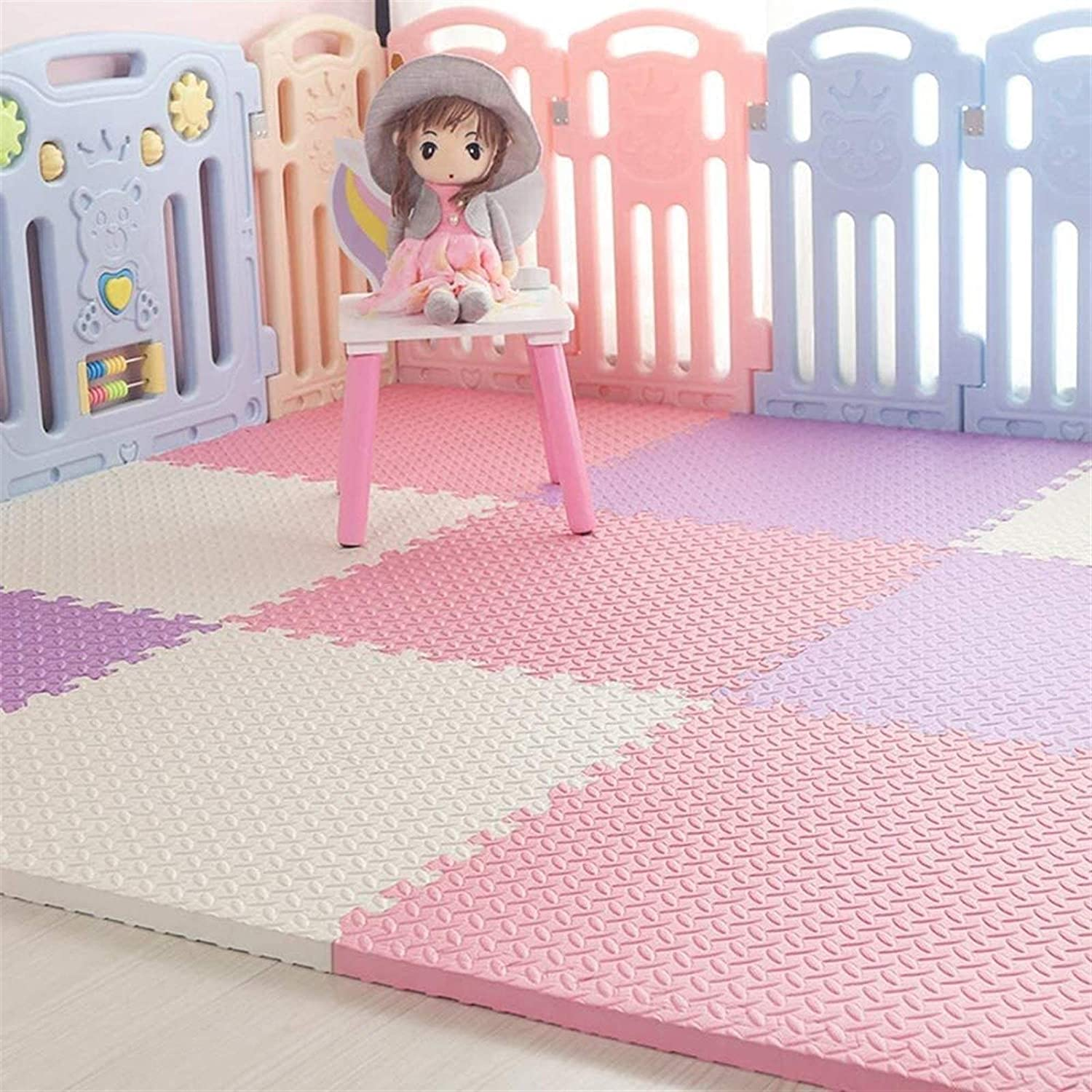 Puzzle discount Play Mats The Sports Seasonal Wrap Introduction Noise-R Waterproof Is Pad And