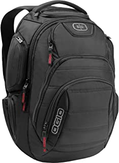 """Ogio Renegade RSS Travel Active Backpack - Black / 19.5""""h x 14"""" w x 8""""d"""
