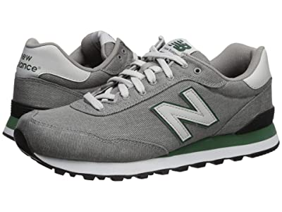 New Balance Classics ML515 (Marblehead/Team Forest Green) Men