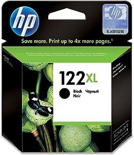 HP 122XL Black Original Ink Cartridge CH563HE