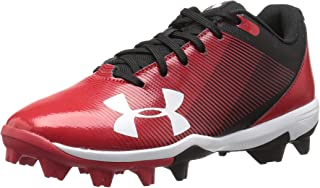 Under Armour Kids' Boys' Leadoff Low RM Jr. Baseball Shoe