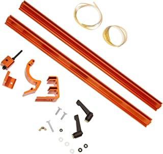 DCT T Track and T Track Stops – Table Saw Accessories T Tracks Woodworking Table Saw Slide with Slide and Swing Stop
