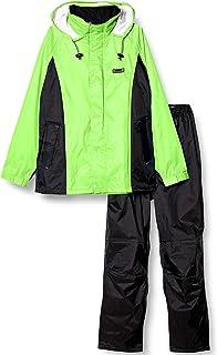 [ドキュメント] レインスーツ 上下セット 透湿 防水 総裏メッシュ 3Dブリーズレイン メンズ