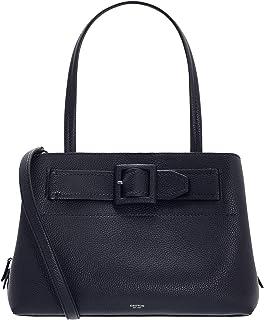 Oroton Denim Blue Avery Three Pocket Day Bag