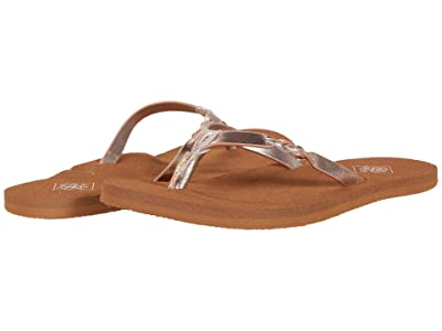 Freewaters Sandia (Rose Gold/Tan) Women