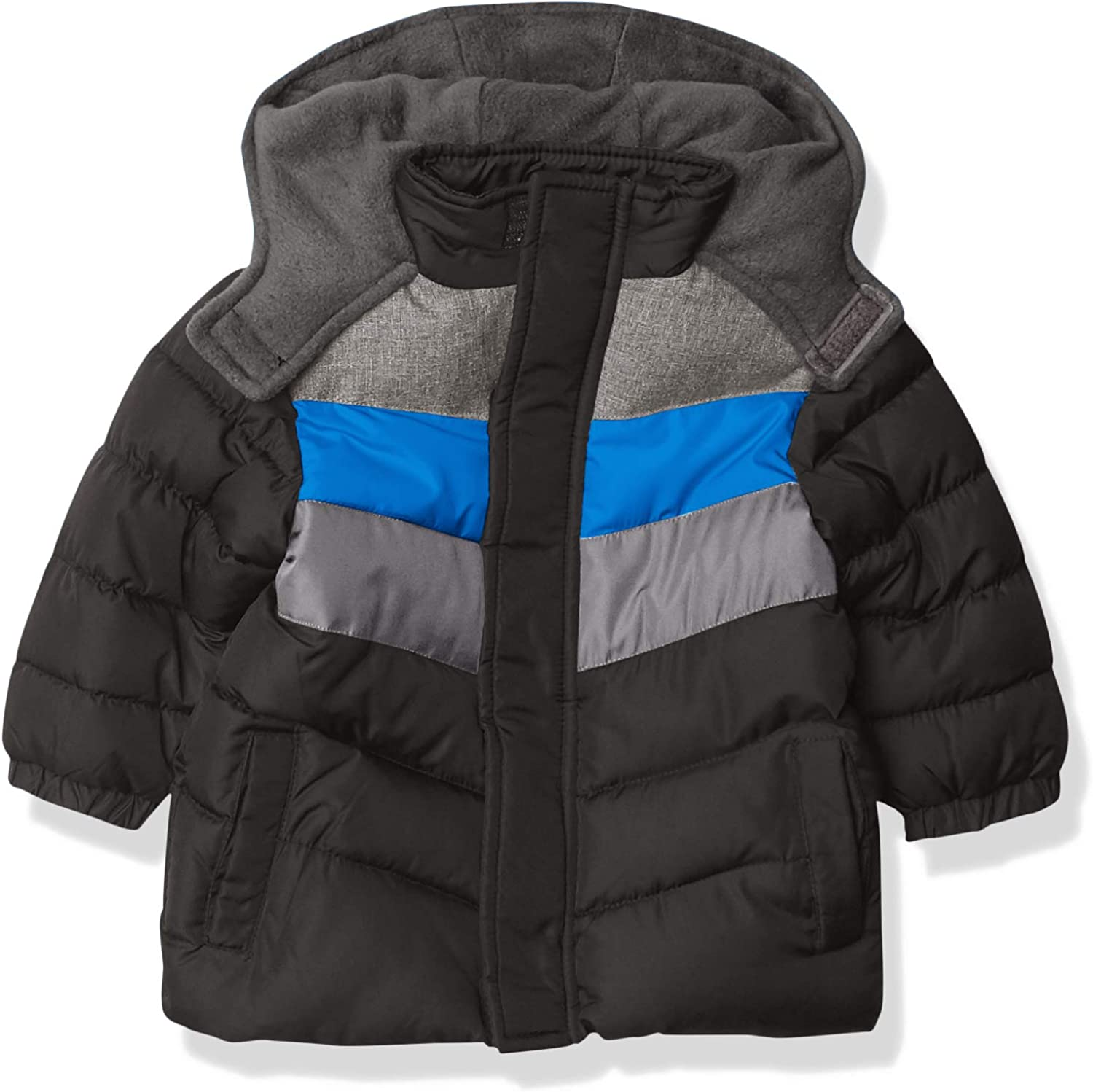 iXtreme Baby Boys' Colorblock Puffer