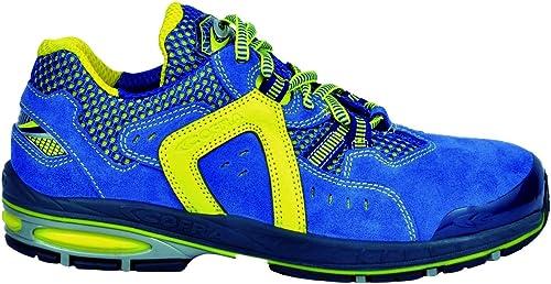 Cofra 19050-000.W41 19050-000.W41 Chaussures de sécurité Final Eight S1 P  SRC Taille 41 Bleu