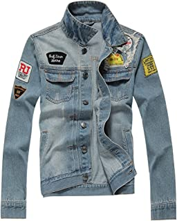 polo jean jacket for men