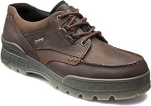 Ecco Men's Track II Low GORE-TEX waterproof outdoor hiking shoe