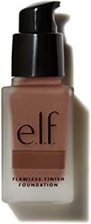 e.l.f. Flawless Finish Foundation   Lightweight, Medium Coverage & Semi-Matte   Truffle   0.68 Fl Oz (20mL)