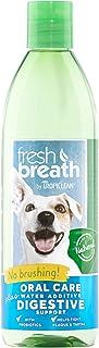 TropiClean Fresh Breath Digestive Support Additive 473 ml,