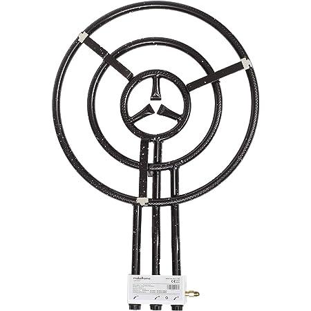 Mabel Home Paella Pan propano de Gas del Quemador 60 cm / 23,65 Inc